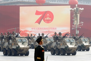 China's 70th National Day military
